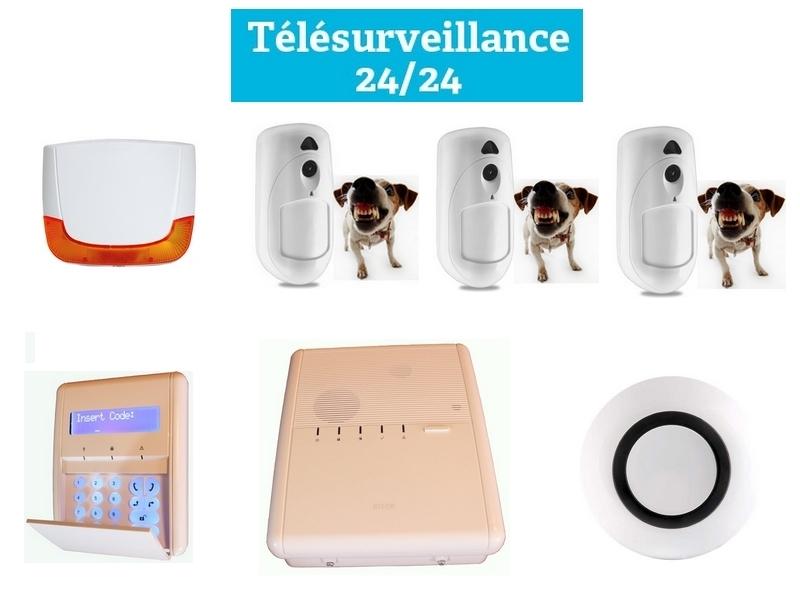 Télésurveillance & Vidéosurveillance à Montesson ▷ Tarif & Devis : Alarme, Protection Intrusion & Cambriolage