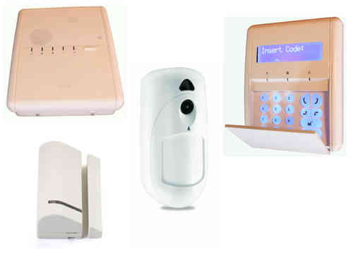 Kit AGILITY NFA2P V5 GSM/GPRS, Clavier LCD, EyesWave et contact