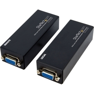 EXTENDEUR VIDEO VGA SUR CAT5 POINT A POINT